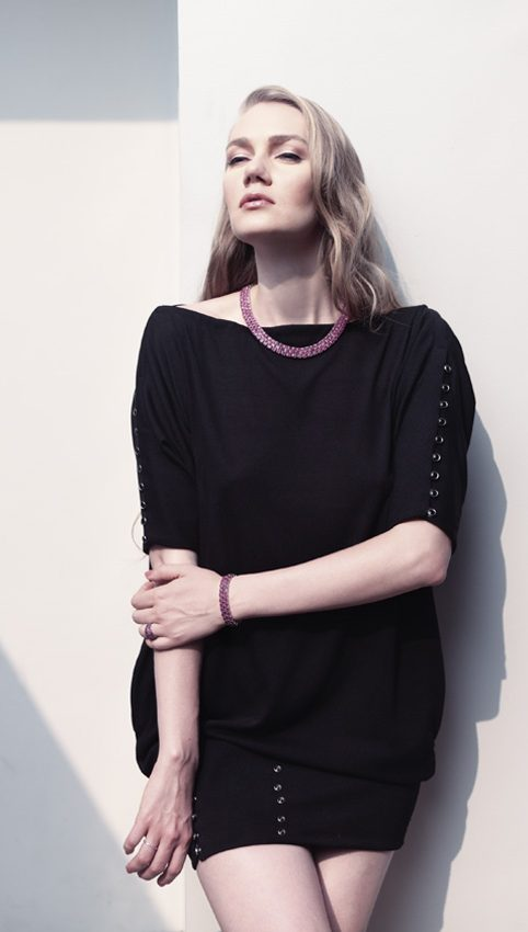 3.Dolman-sleeve-sweater-dress