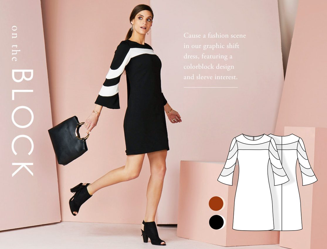 4.black-and-white-womens-dress-collection